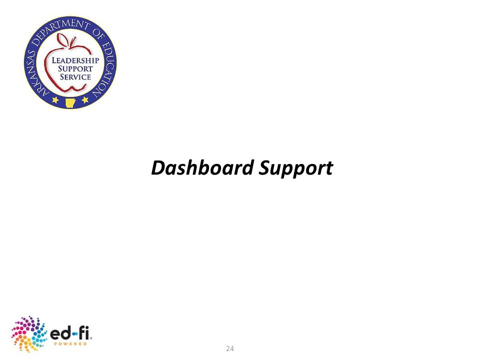 24 Dashboard Support