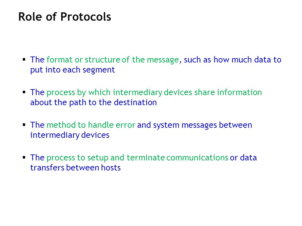 User Datagram Protocol Applications that use UDP include: Domain Name System (DNS) Video Streaming Voice over IP (VoIP)