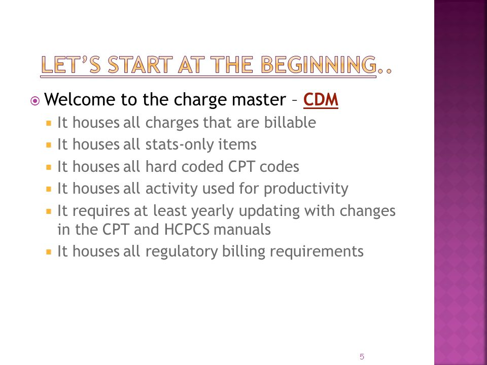 16 Lost Charges/Revenue Daily Charge Reconciliation Cost of Late Charges And easy chart/charge audit to identify documentation challenges and charge alignment