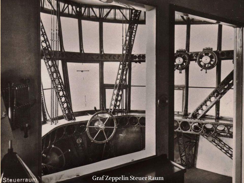 Graf Zeppelin Steuer Raum