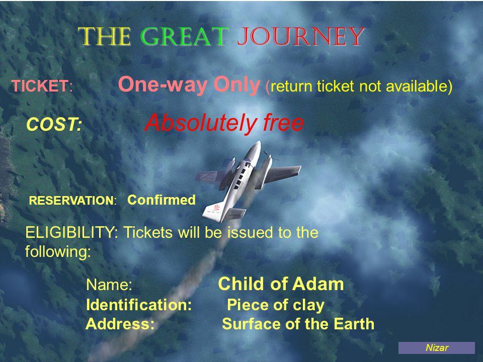 Great Journey When