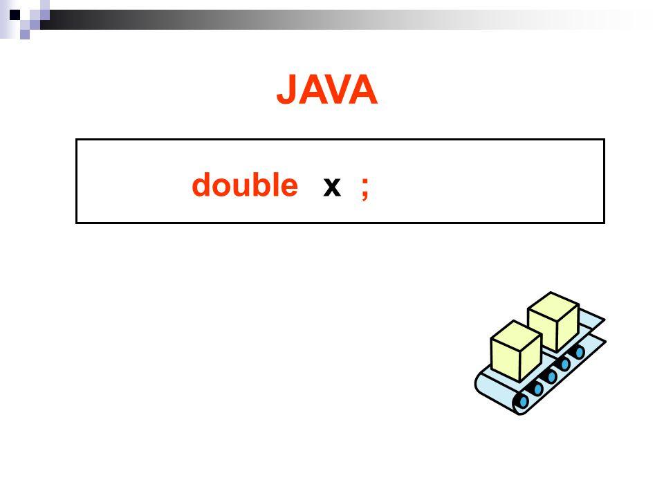 JAVA doublex ;