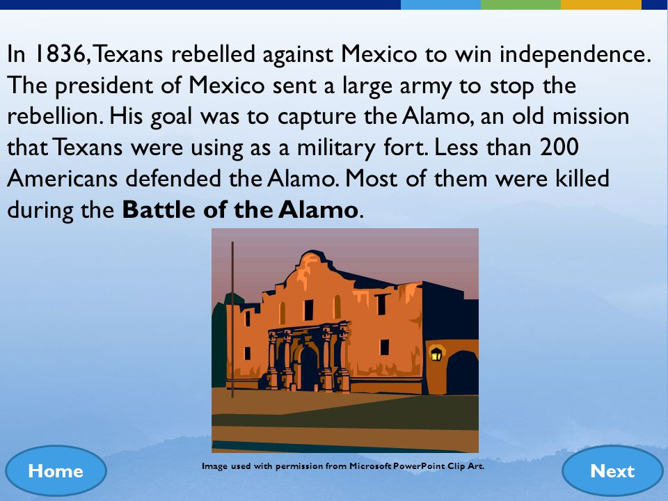 NextHome The new settlers did not always obey Mexican laws. They were most upset that slavery was illegal in Mexico, because many settlers brought sla