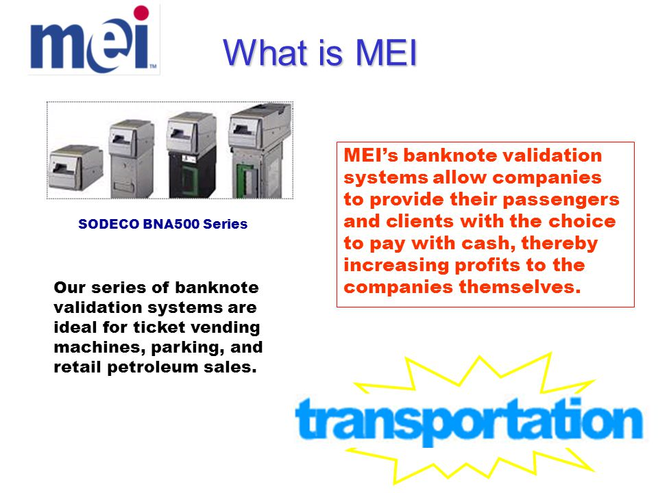What is MEI MEI CASHFLOW Series 7000 Our coin managers combine traditional coin acceptance and changer functions with tracking and diagnostic abilities.