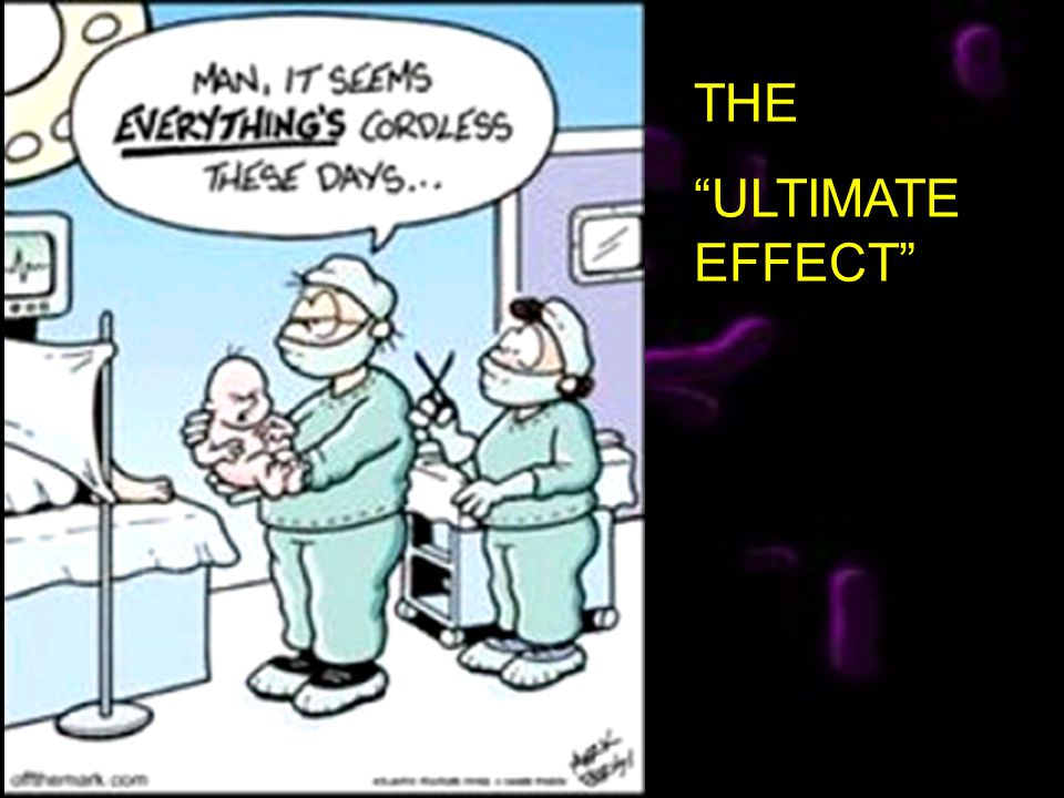 THE ULTIMATE EFFECT