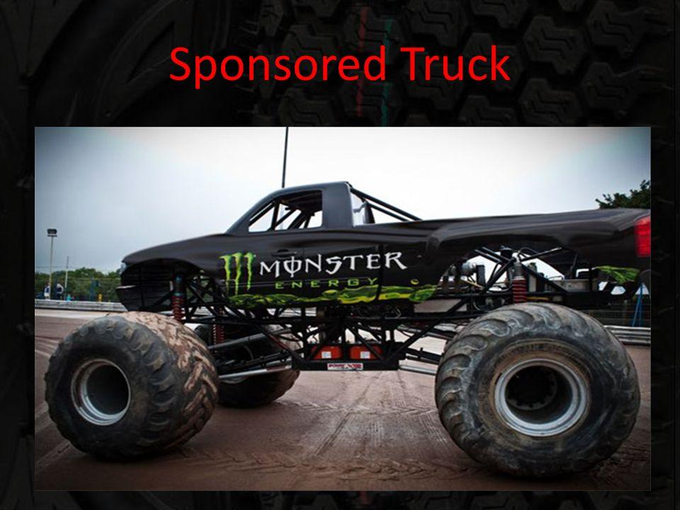 Sponsored Truck