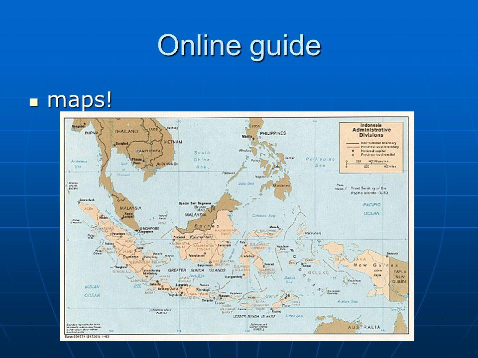 Online guides periodicals! periodicals!
