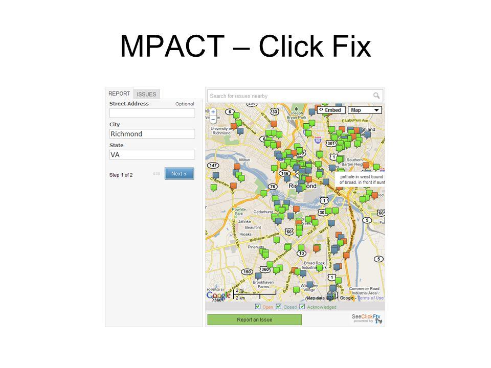 MPACT – Click Fix