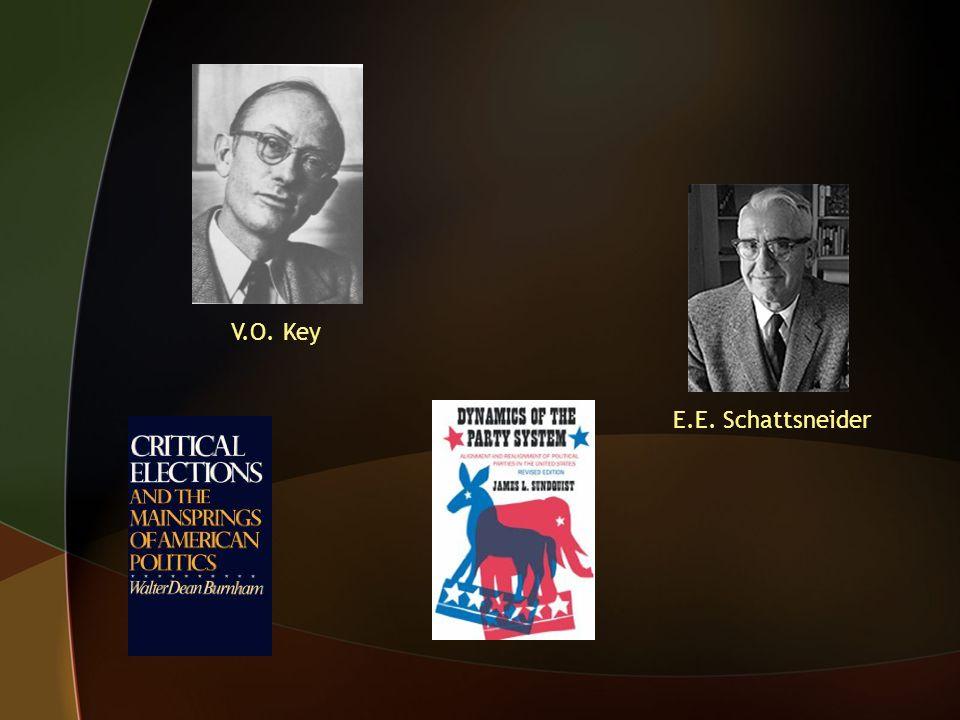 V.O. Key E.E. Schattsneider