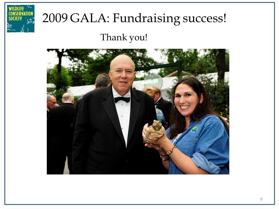 Overview I.2009 Fundraising Update II.Development 2010 Update III.Individual Giving Update 10