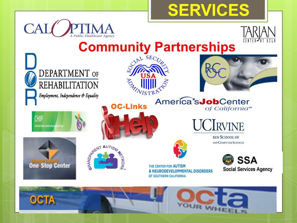 Community Partnerships SERVICES OC-Links