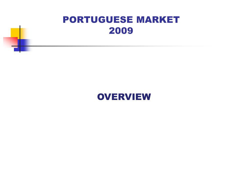 PORTUGUESE MARKET 2009 OVERVIEW