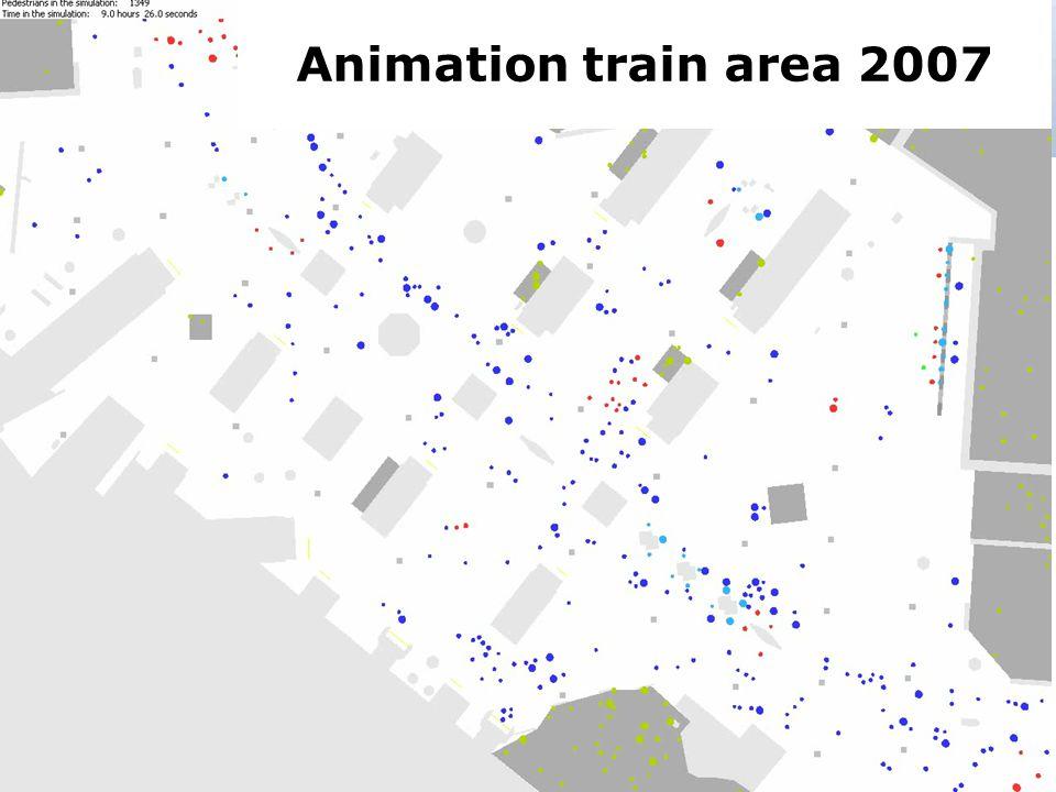 TRAIL Congress 2008 www.rstrail.nl Animation train area 2007