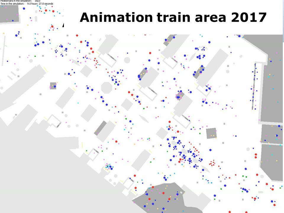 TRAIL Congress 2008 www.rstrail.nl Animation train area 65M Animation train area 2017