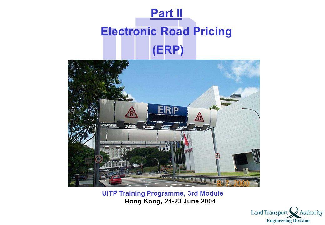 UITP Training Programme, 3rd Module Hong Kong, 21-23 June 2004 Publicity Support Roadshow Ambassadors Instructional Video EIFS Hotline EIFS Website