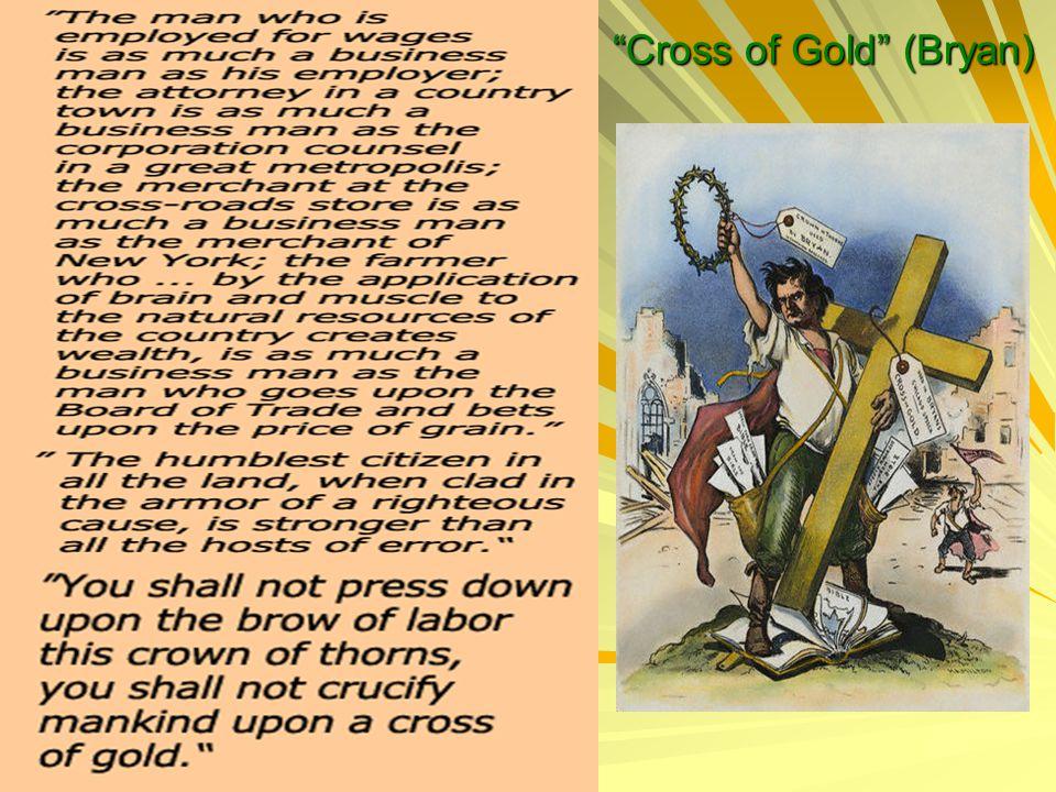 Cross of Gold (Bryan)
