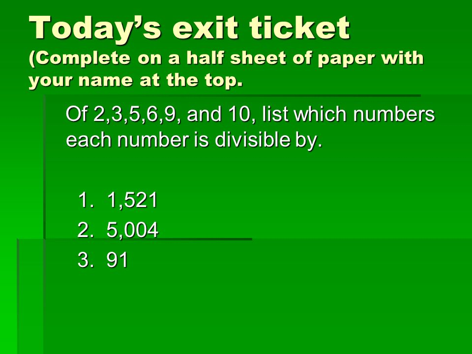 Which number is divisible by 9? a.1,592 b.423 c.517 d.1,293 12345