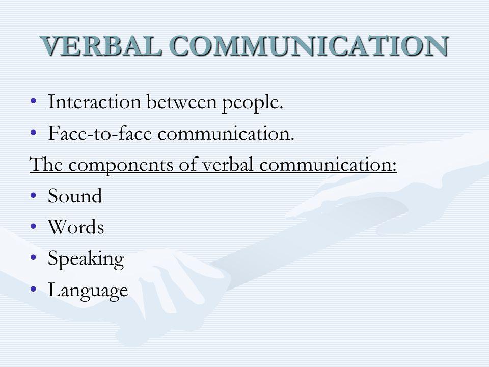 Interaction between people.Interaction between people.