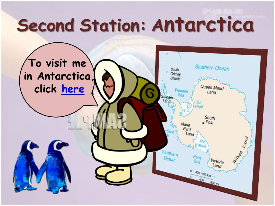 Antarctica Antarctica Capital city symbols Famous places Do you know?.