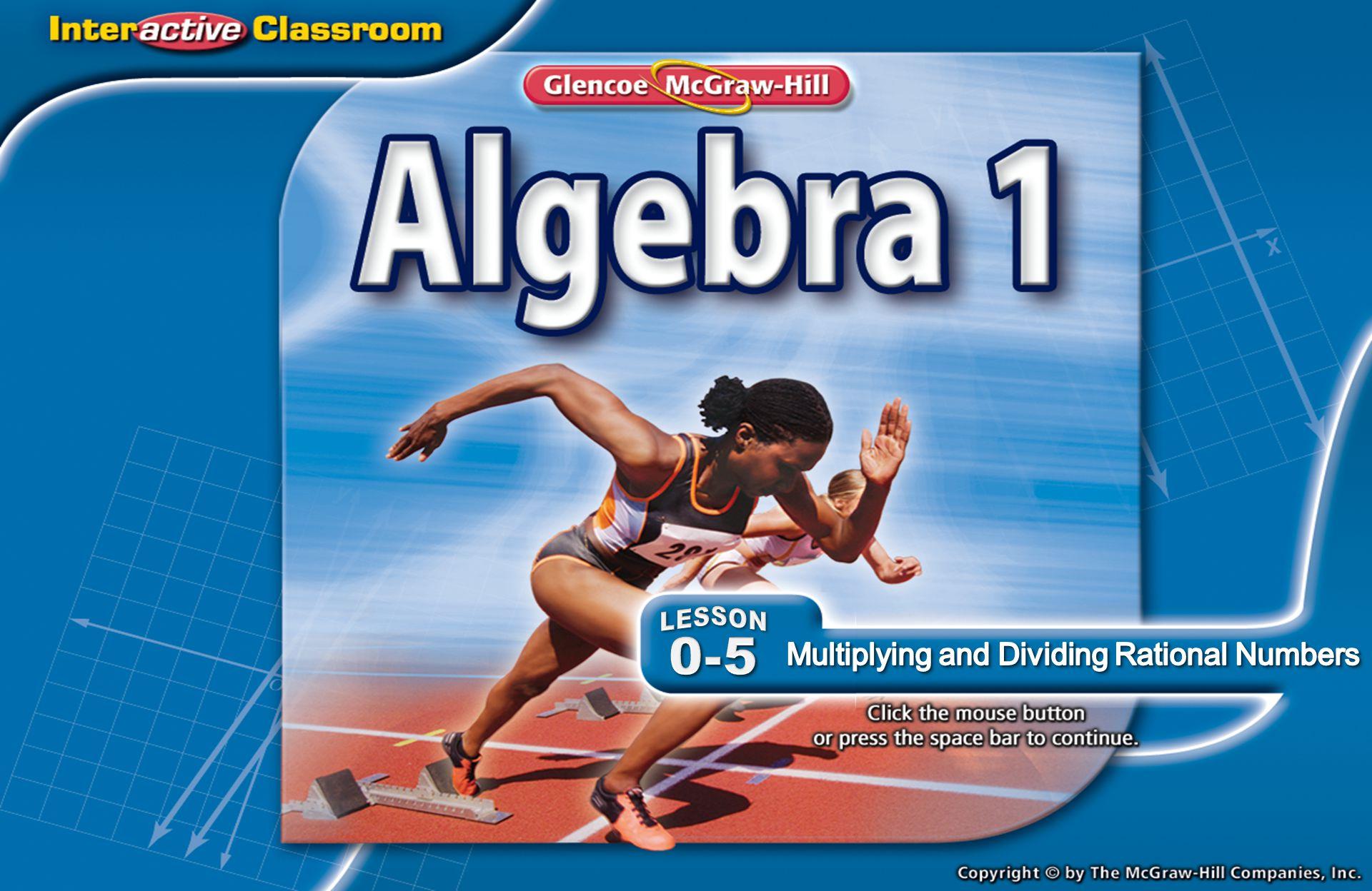 Example 2 Write Algebraic Expressions A.Write an algebraic expression for 5 less than a number c.