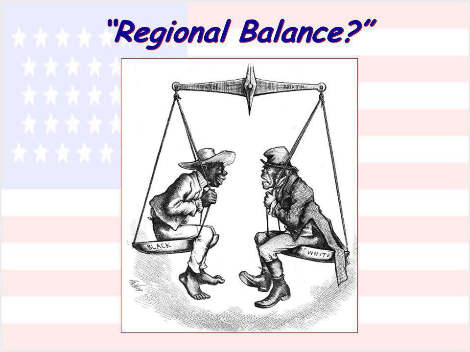 Regional Balance