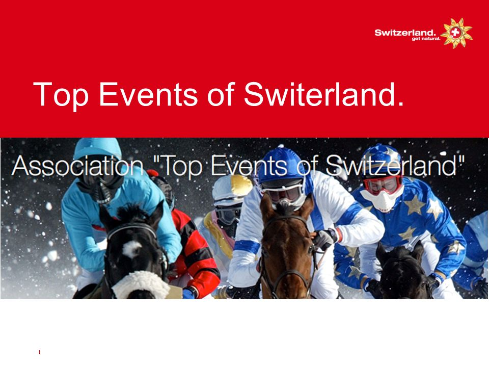 Top Events of Switzerland.