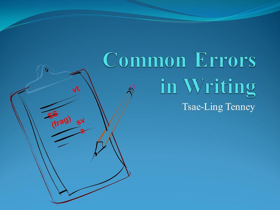 Tsae-Ling Tenney vt sv a SS (frag)