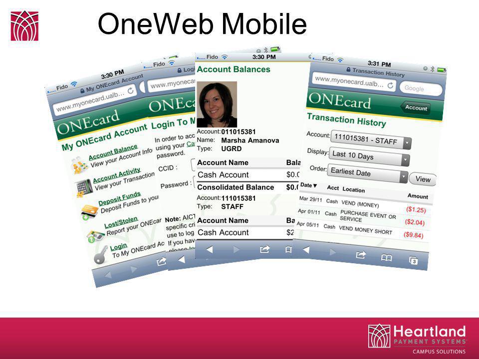 OneWeb Mobile
