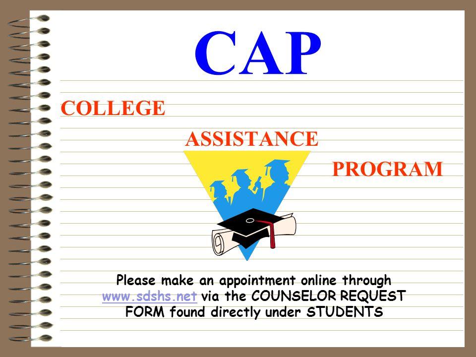 On Your Mark, Get Set, Go….. To College Presented by Ms. Gilman, CAP Advisor lgilman@dadeschools.net 305-247-4244, ext. 2271