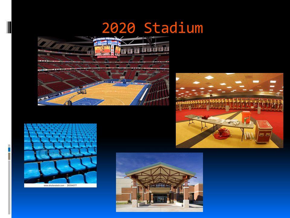 2020 Stadium