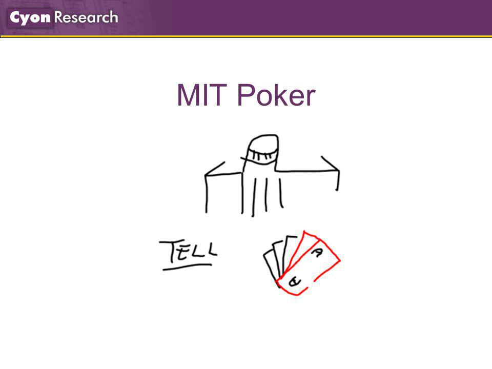 MIT Poker