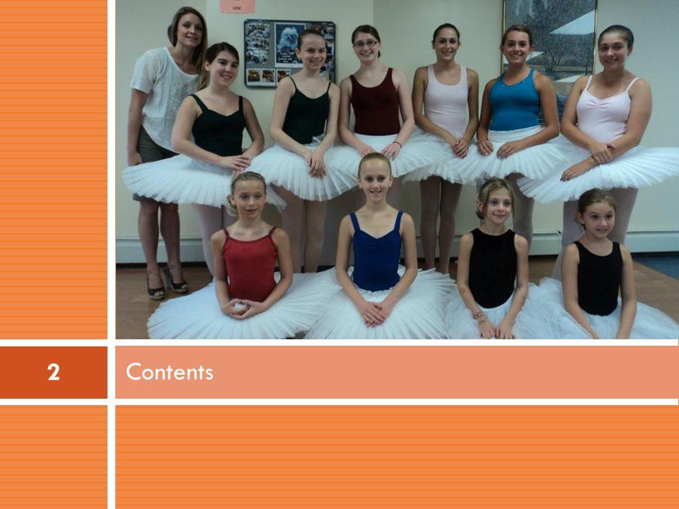 Disciplinary Actions 23 Integral Ballet has a zero tolerance policy regarding disorderly conduct.
