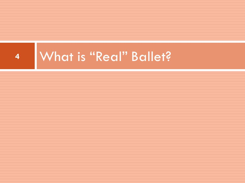 The Difference 5 As a parent choosing a dance studio, it is important to educate yourself on whats out there and make the right selection for your child.