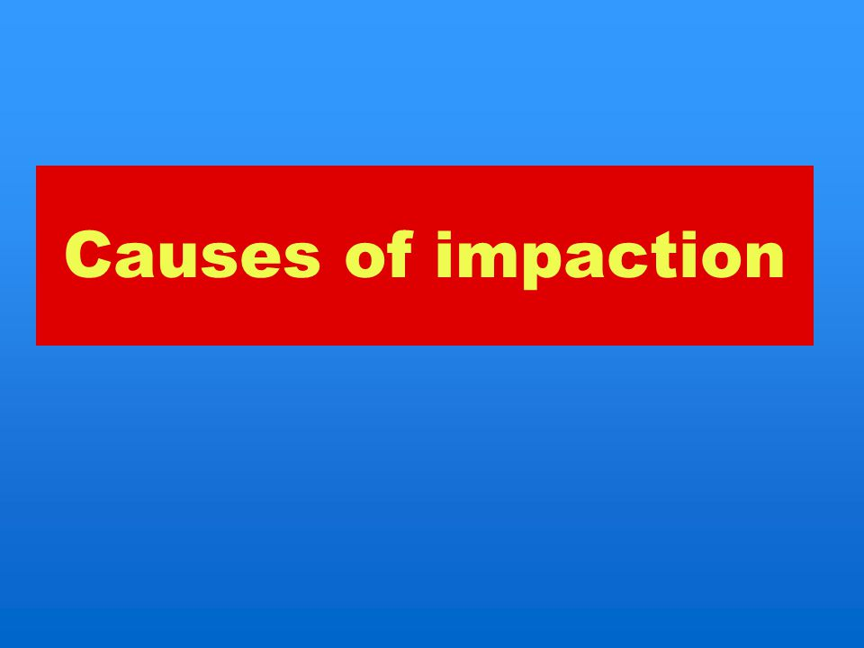 2 -Classification of impacted maxillary third molar: