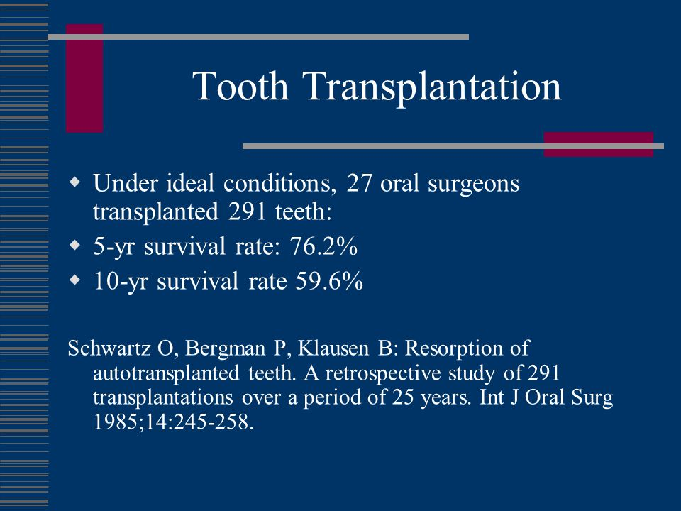 Conclusion 3 rd molars provide no proven functional benefit and no obvious esthetic benefit.