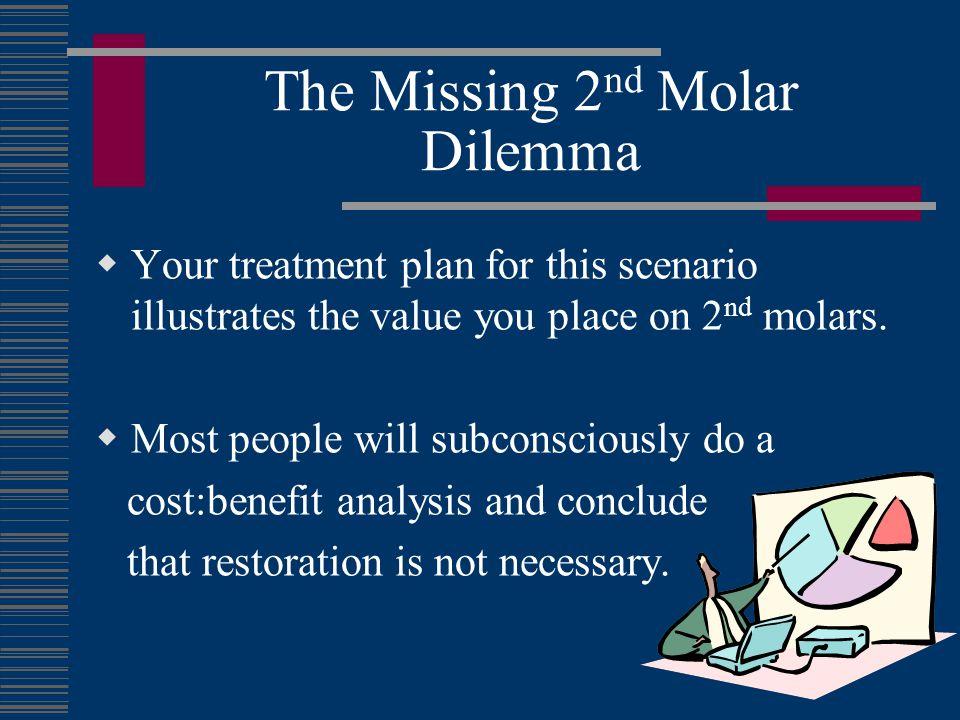 Problem #3 – 3 rd Molar Caries