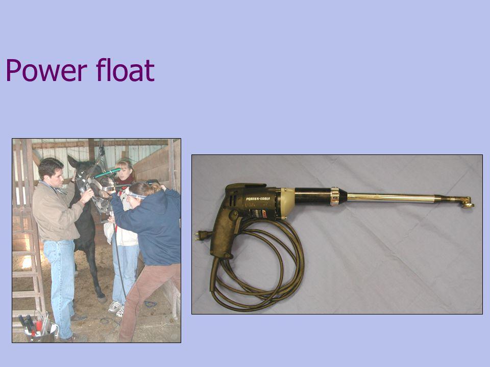 Power float