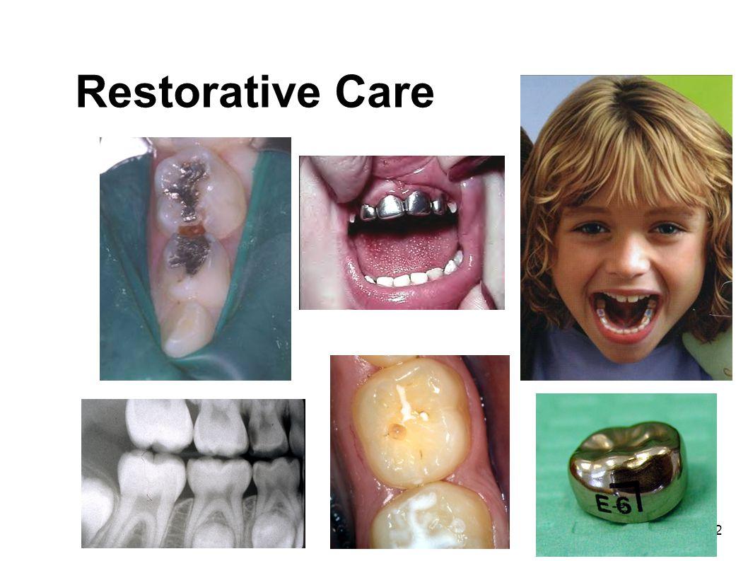 22 Restorative Care