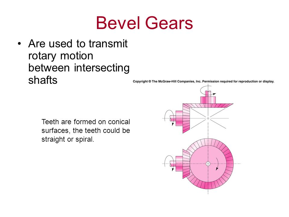 AGMA Geometry Factor - J -Updated Lewis Form Factor includes effect of stress concentration at fillet -Different charts for different pressure angles -Available for Precision Gears where we can assume load sharing (upper curves) -HPSTC – highest point of single tooth contact -Account for meshing gear and load sharing (contact ratio > 1) -Single tooth contact conservative assumption (bottom curve) -J = 0.311 ln N + 0.15 (20 degree) -J = 0.367 ln N + 0.2016 (25 degree)