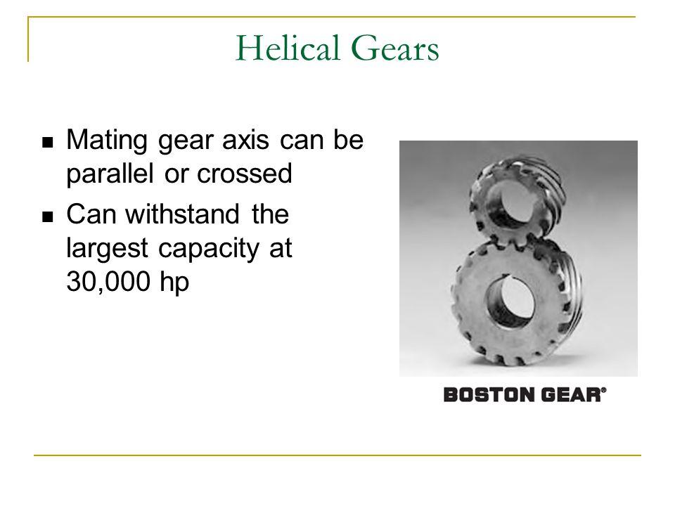 Gear Formulas Courtesy of Boston Gear