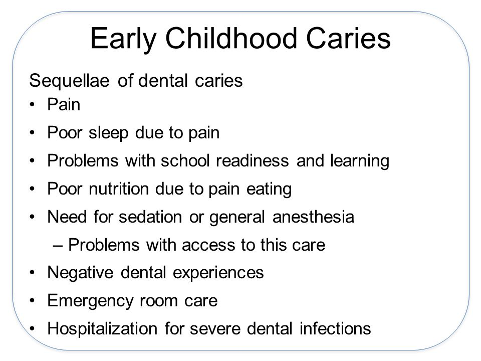 Early Childhood Caries www.aafp.org/afp/20041201/2113_f1.jpg