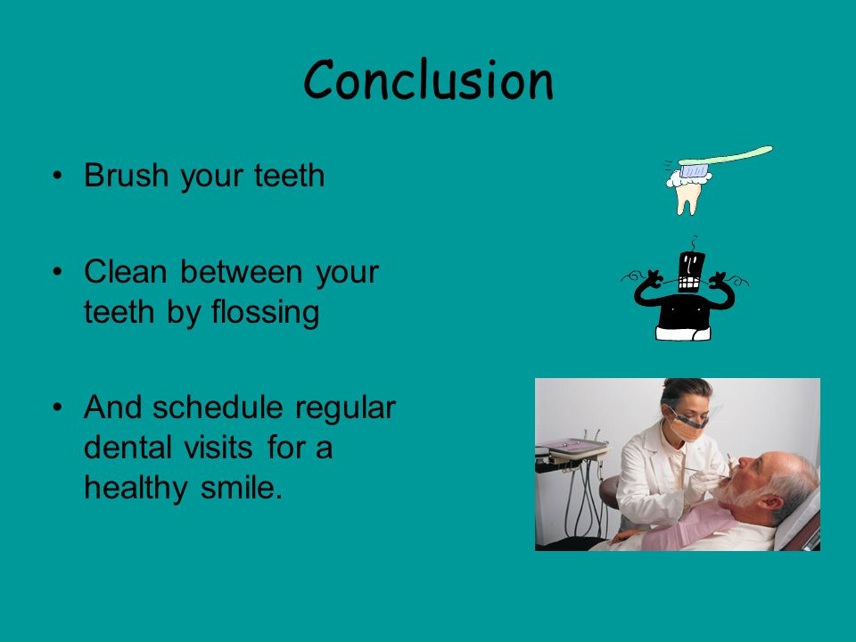 Bad Breath Causes –Strong foods such as garlic and onions –Dry mouth which results form stress, smoking, and old age –Improper and inconsistent dental