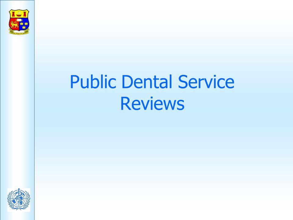 Public Dental Service Reviews