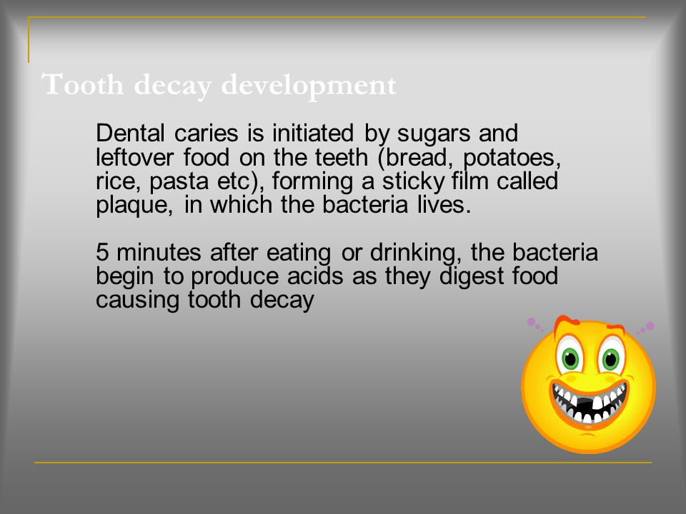 When should I call the dentist? To get a checkup every 6 months. Your tooth hurts when you eat things that are hot, cold, or sweet. Your tooth hurts w