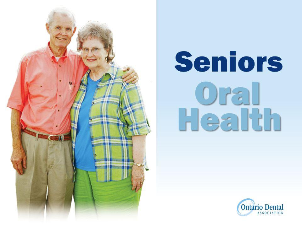 Seniors Oral Health