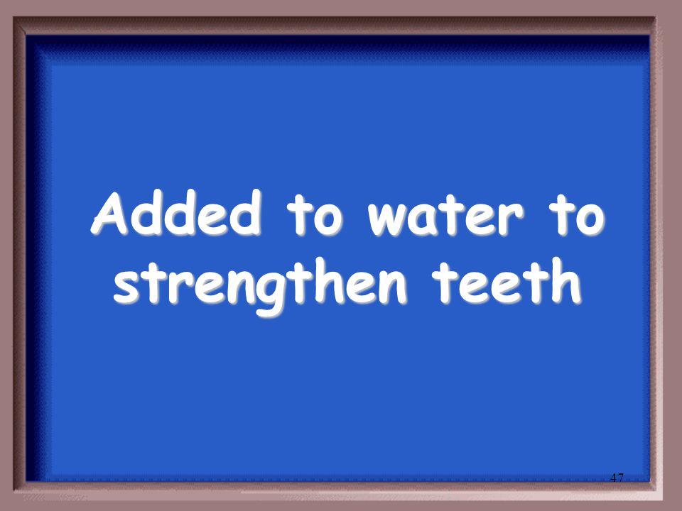 46 sugar