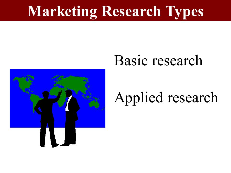 Basic Research Attempts to expand the limits of knowledge Not directly involved in the solution to a pragmatic problem