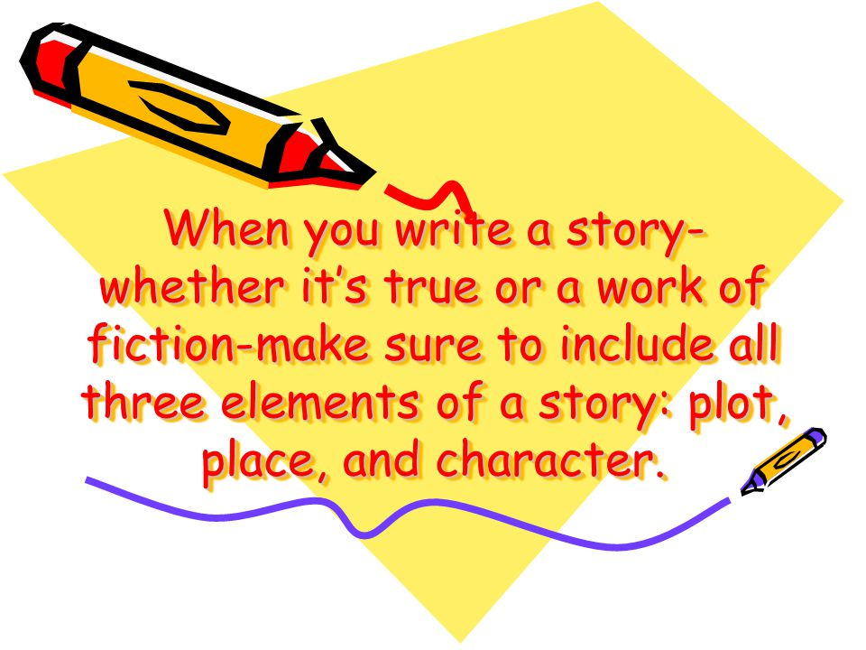 MAKE SURE YOU HAVE INCLUDED ENOUGH DETAILS AND EXAMPLES SO THE READER CAN PICTURE THEM CLEARLY.