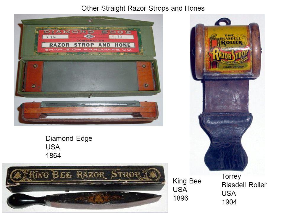 De Haven USA Shake Sharp Types