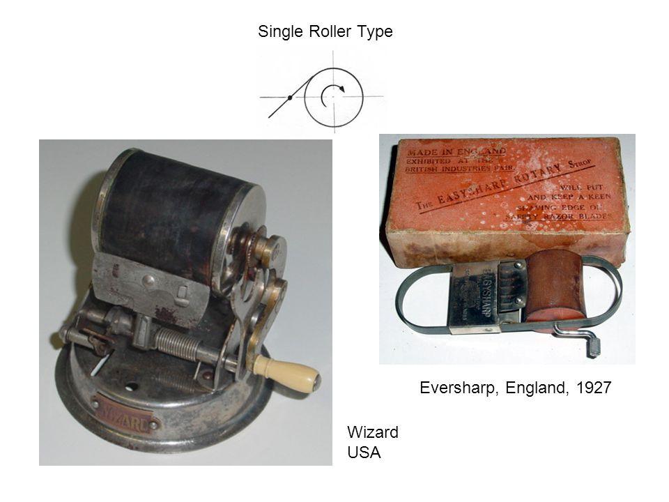 Zig Zag USA 1910 Ingersoll USA 1925 Handle-Like Ingersol Handle-Like Valet Type Handle-Like Ingersoll Type
